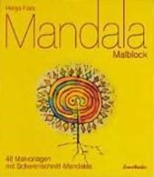 Mandala Malblock