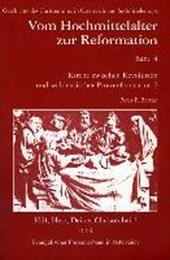 Kirche zwischen Revolution und waldensischer Protoreformation
