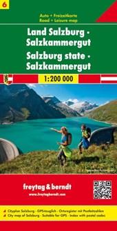 F&B Oostenrijk blad 6 Salzburgerland, Salzkammergut