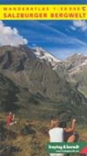 FuB Wanderatlas Salzburger Bergwelt 1 :