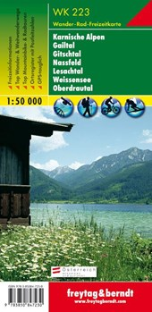 F&B WK223 Naturarena Kärnten, Gailtal, Gitschtal, Lesachtal, Weissensee, Oberes Drautal