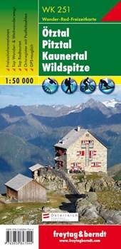 F&B WK251 Ötztal, Pitztal, Kaunertal, Wildspitze