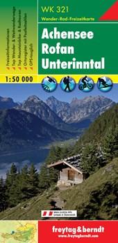 Achensee, Rofan, Unterinntal 1 :