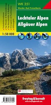 Lechtaler, Allgäuer Alpen 1 :