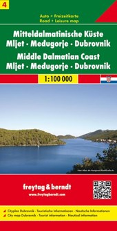 F&B Dalmatische kust 4, Mljet, Medjugorje, Dubrovnik