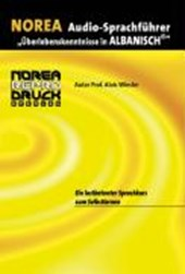 """NOREA Audio-Sprachführer """"Überlebenskenntnisse in Albanisch"""". CD"""