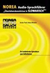 """NOREA Audio-Sprachführer """"Überlebenskenntnisse in Slowakisch"""". CD"""