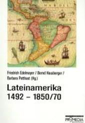 Lateinamerika 1492-1850