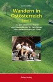 Wandern in Ostösterreich
