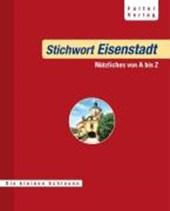 Stichwort Eisenstadt