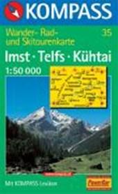 Kompass WK35 Imst, Telfs, Kühtai