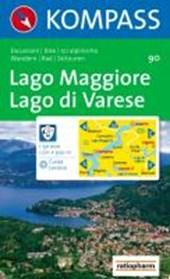 Kompass WK90 Lago Maggiore, Lago di Varese