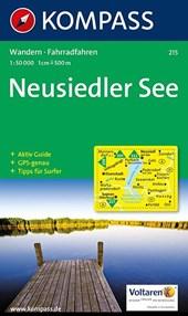 Kompass WK215 Neusiedler See