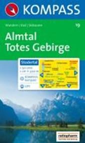 Kompass WK19 Almtal - Totes Gebirge - Stodertal