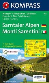 Kompass WK056 Sarntaler Alpen
