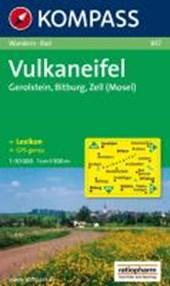 Kompass WK837 Vulkaneifel, Bitburg, Daun, Gerolstein, Zell (Mosel)