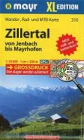 Zillertal XL von Jenbach bis Mayrhofen 1 :