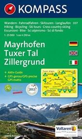 Mayrhofen / Tuxer Tal / Zillergrund 1 :