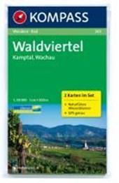 Kompass WK203 Waldviertal, Kamptal, Warschau