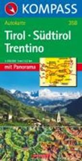 Tirol - Südtirol - Trentino - Panorama 1 :