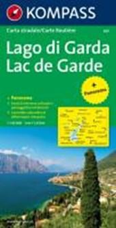 Gardasee - Lago di Garda  1:125000