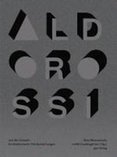 Aldo Rossi und die Schweiz