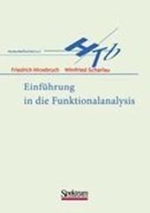 Einführung in die Funktionalanalysis