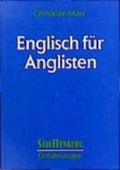 Englisch für Anglisten