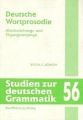 Deutsche Wortprosodie