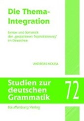 Die Thema-Integration