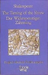 Der Widerspenstigen Zähmung / The Taming of the Shrew | William Shakespeare |