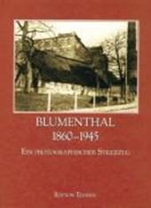 Blumenthal 1860-1945