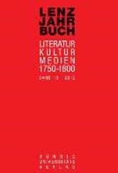 Lenz-Jahrbuch 19 (2012)