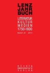 Lenz-Jahrbuch 20 (2013)