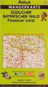 Südlicher Bayerischer Wald / Passauer Land 1 :