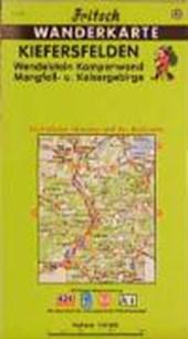 Kiefersfelden, Wendelstein, Kampenwand, Mangfall- und kaisergebirge 1 : 50 000. Fritsch Wanderkarte
