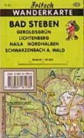 Bad Steben 1 : 35 000. Fritsch Wanderkarte