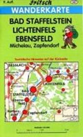 Bad Staffelstein, Lichtenfels, Ebensfeld 1 : 35 000. Fritsch Wanderkarte
