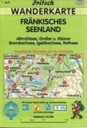 Fränkisches Seenland 1 : 35 000. Fritsch Wanderkarte
