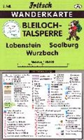 Bleiloch-Talsperre 1 : 35 000. Fritsch Wanderkarte