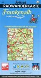 Landkreis Nürnberger Land 1 : 50 000. Fritsch Radwanderkarte