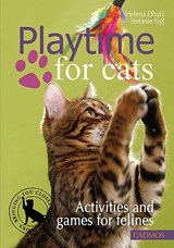 Playtime for Cats | Sigl, Stefanie ; Dbaly, Helena |