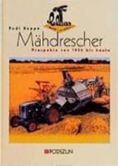 Claas Mähdrescher-Prospekte von 1934 bis heute