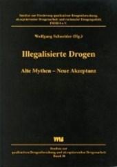 Illegalisierte Drogen