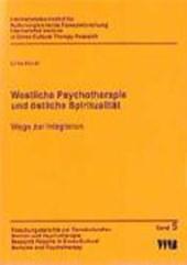 Westliche Psychotherapie und östliche Spiritualität