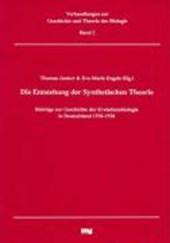 Die Entstehung der Synthetischen Theorie