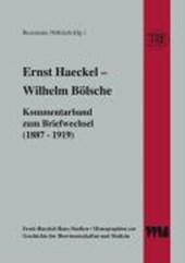 Ernst Haeckel - Wilhelm Bölsche
