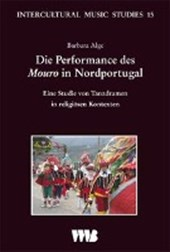 "Die Performance des ""Mouro"" in Nordportugal 