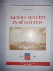 Bagnols-sur-Cèze en Révolution