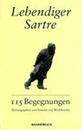 Lebendiger Jean-Paul Sartre